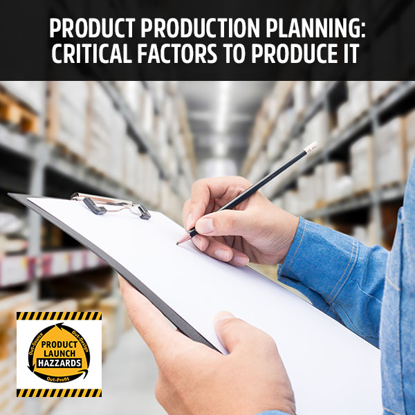 PLH How to Optimize Your Product Production Plan | Product Production Planning