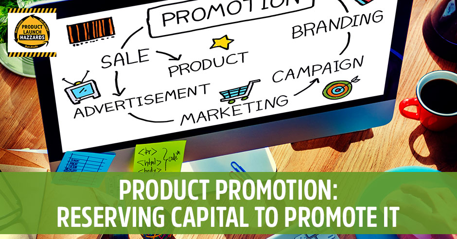 PLH Reserving Capital to Promote It | Product Promotion