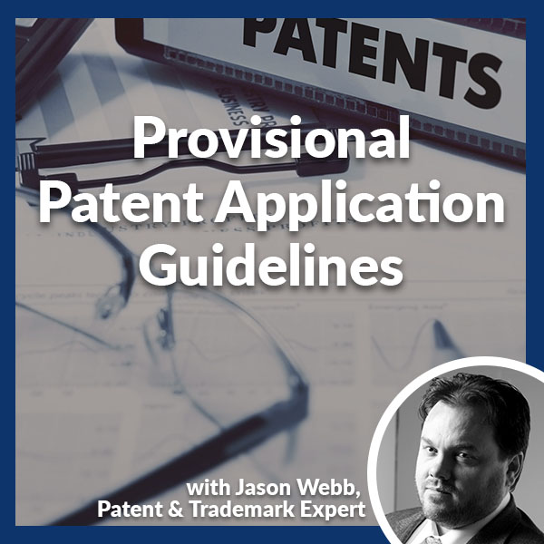 PLH 72 | Provisional Patent