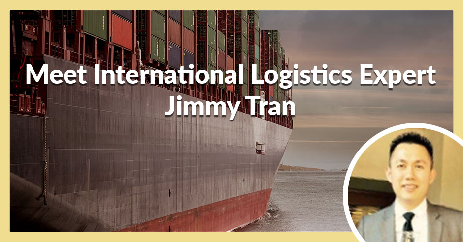 PLH Jimmy Tran | Logistics